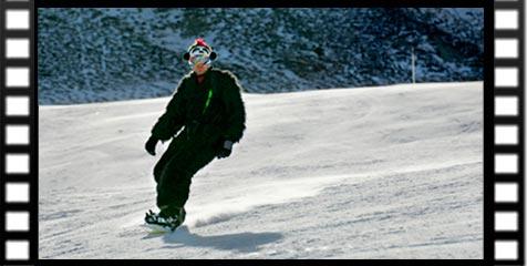 Jack snowboarding HD