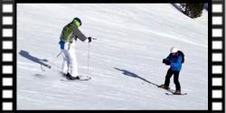 John Ski Filming