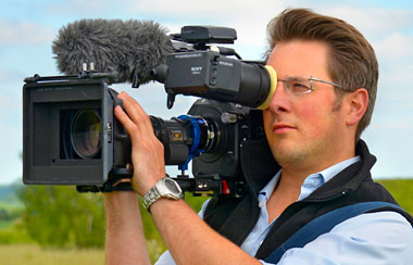 Sony PXW-FS7 ski film 4K