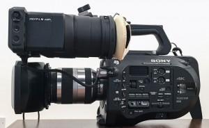 Sony PXW-FS7 compact