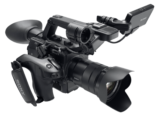 Sony PXW-FS5 review by John E Fry
